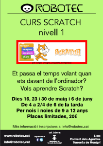 Curs Scratch Nivell 1